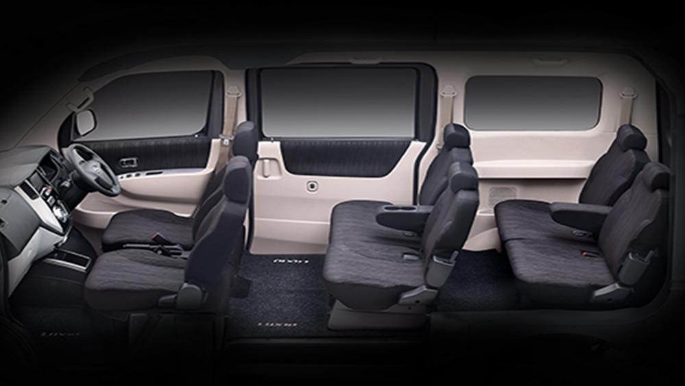 Daihatsu Luxio 2019 Interior 006