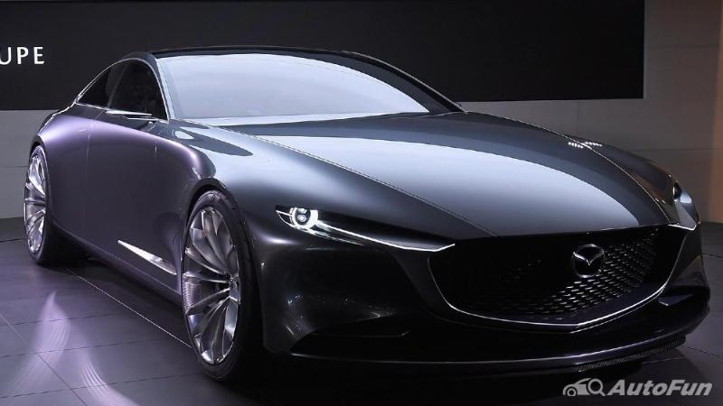 konsep Mazda 6 2022
