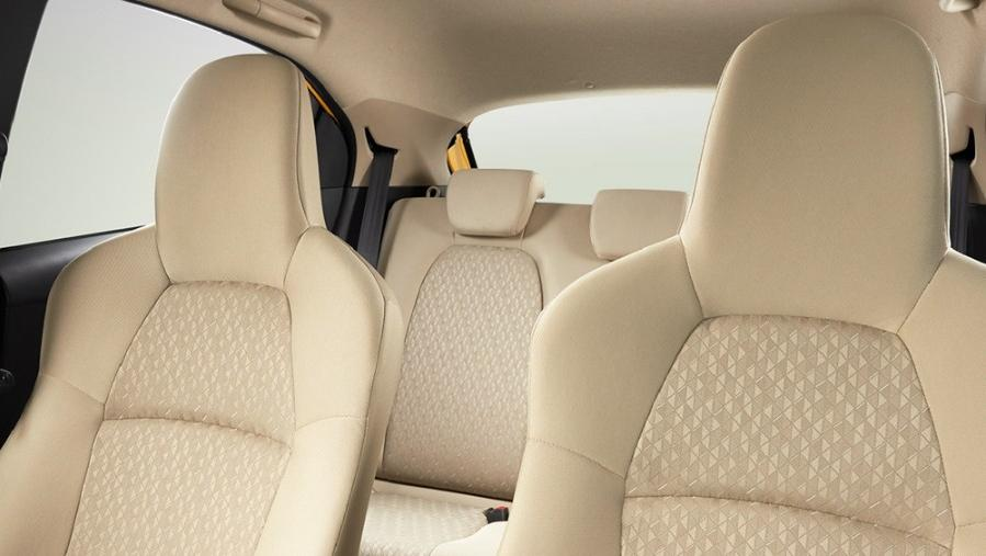 Honda Brio 2019 Interior 015