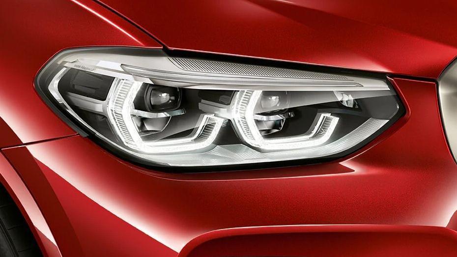 BMW X4 2019 Exterior 008