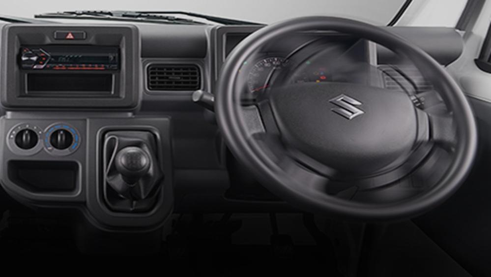 Suzuki Carry 2019 Interior 001