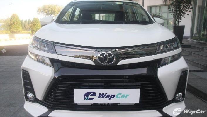 Toyota Avanza 2019 Exterior 009