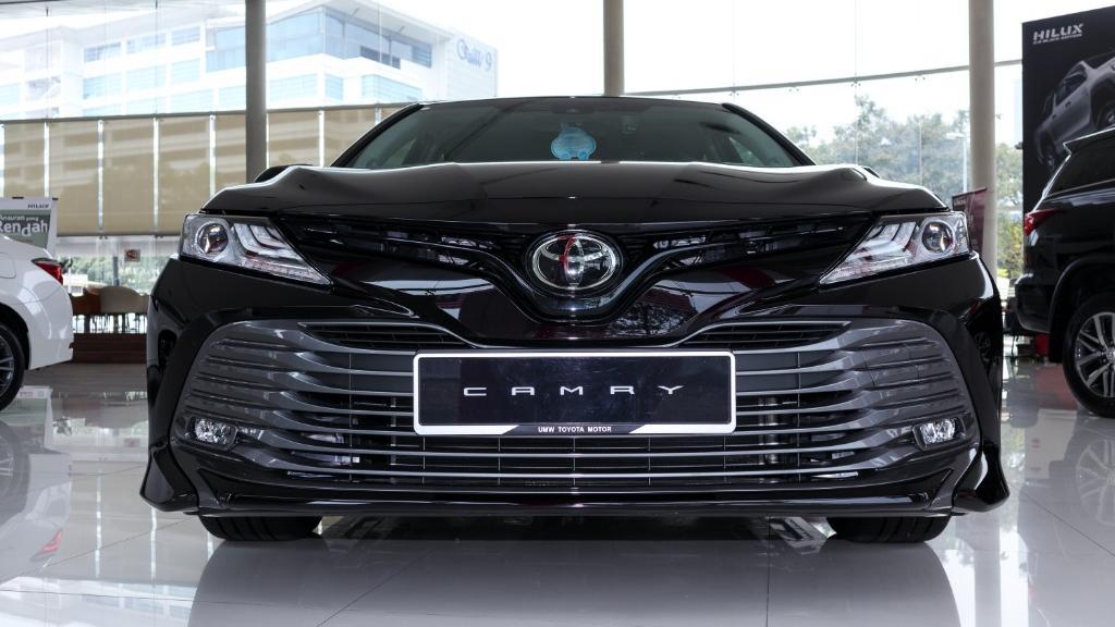 Toyota Camry 2019 Exterior 002