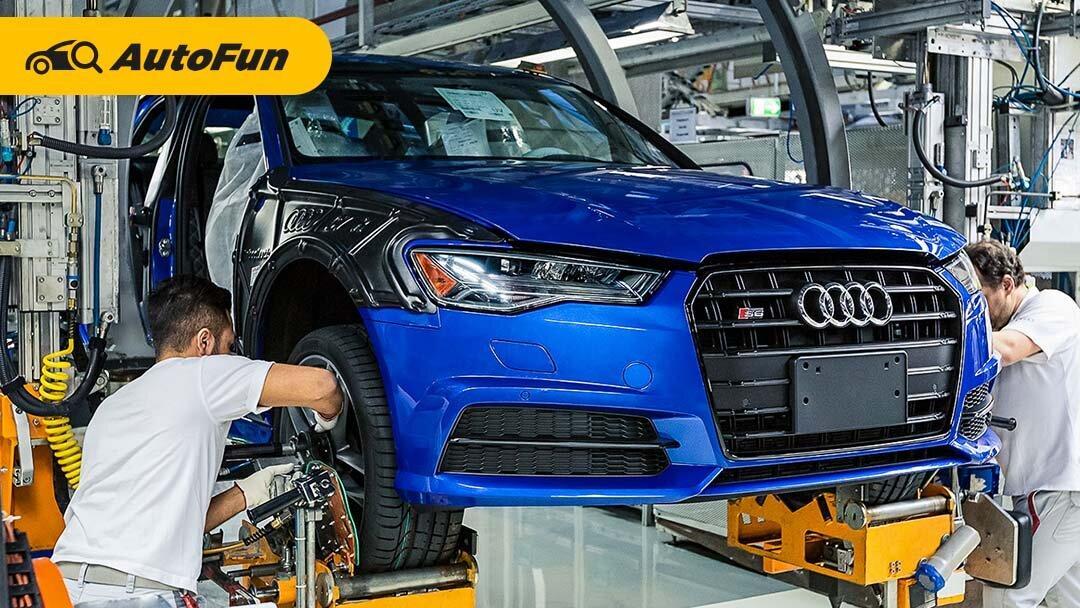 Ingin Rakit Mobil di Indonesia, Audi Q3 Bisa Kompetitif Lawan Mercedes-Benz New GLA 200 01