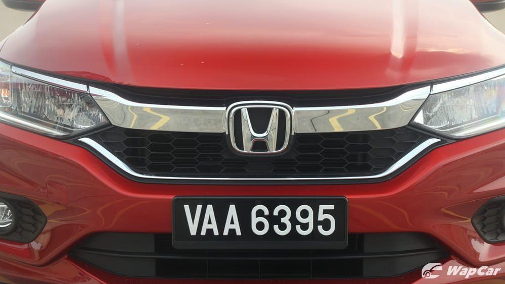 Honda City 2019 Exterior 029