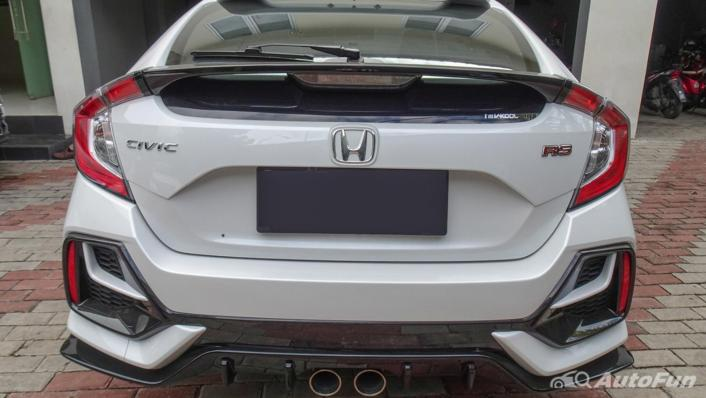 Honda Civic Hatchback RS Exterior 005