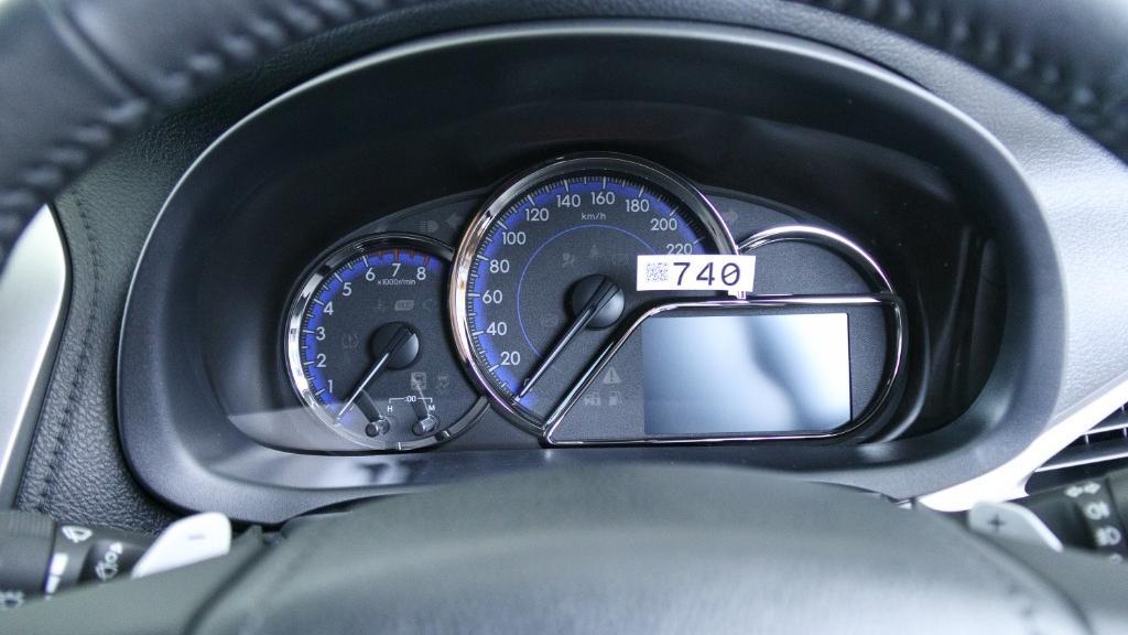 Toyota Vios 2019 Interior 010