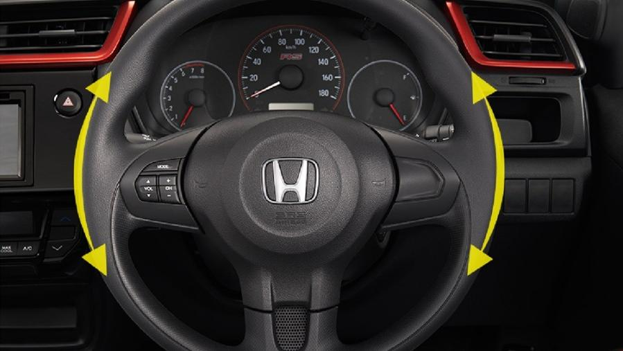 Honda Brio 2019 Interior 004