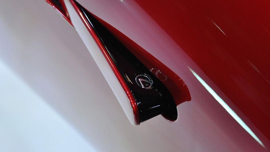 Lexus LC 2019 Exterior 009