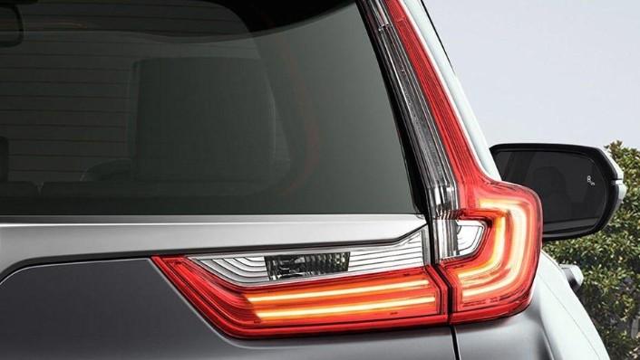 Honda CRV 2019 Exterior 002