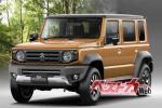 Spesifikasi Suzuki Jimny 5 Pintu Terkuak: Lebih Panjang 30 cm, Mesin Tetap Sama