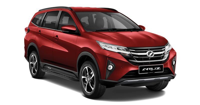 Kembaran Daihatsu Terios, Perodua Aruz 2021 Dapatkan Penyegaran Terbaru di Malaysia 02