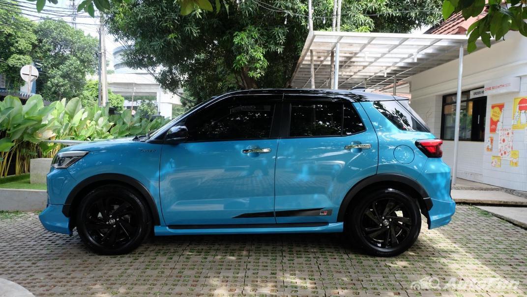 2021 Toyota Raize Exterior 014