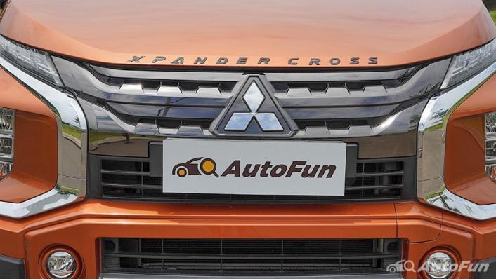 Mitsubishi Xpander Cross 2020 Premium Package AT Exterior 010