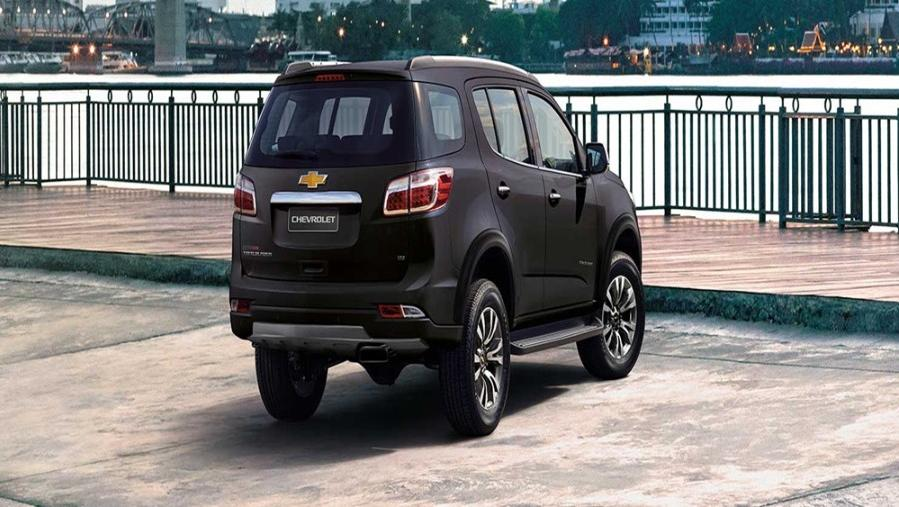 Chevrolet Trailblazer 2019 Exterior 006