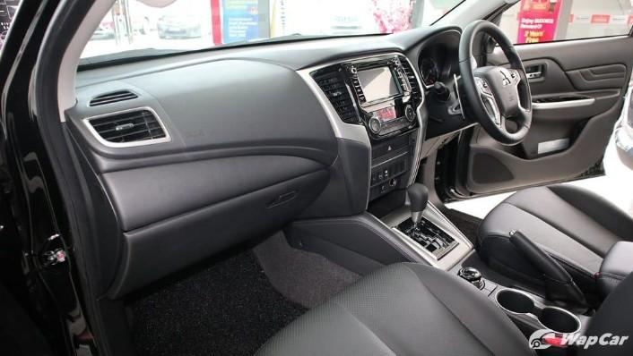 Mitsubishi Triton 2019 Interior 003