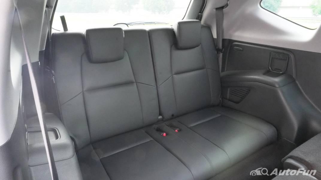 2021 Honda CR-V 1.5L Turbo Prestige Interior 012