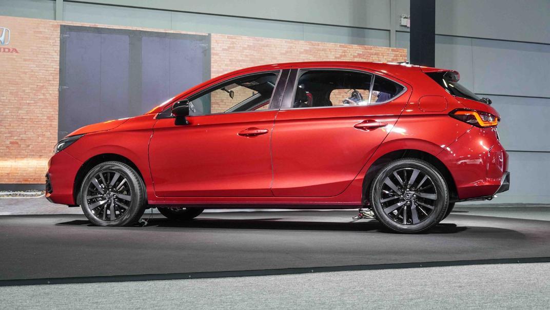2021 Honda City Hatchback International Version Exterior 080