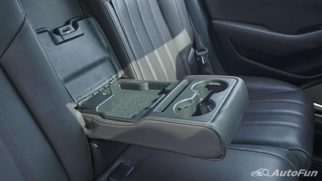 Mazda 6 Elite Estate Interior 056