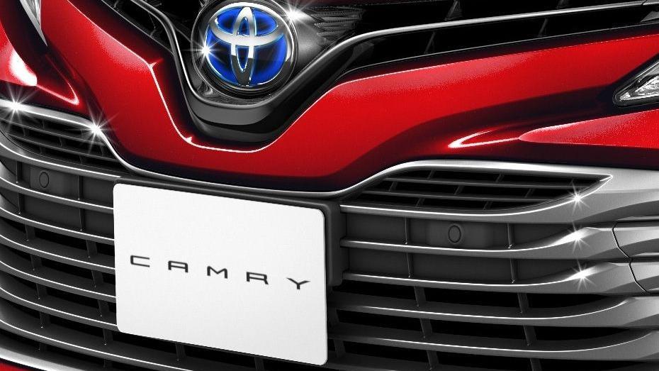 Toyota Camry 2019 Exterior 061