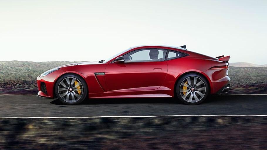 Jaguar F-TYPE 2019 Exterior 008