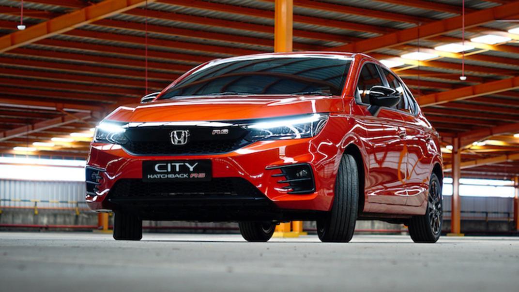 2021 Honda City Hatchback Exterior 008