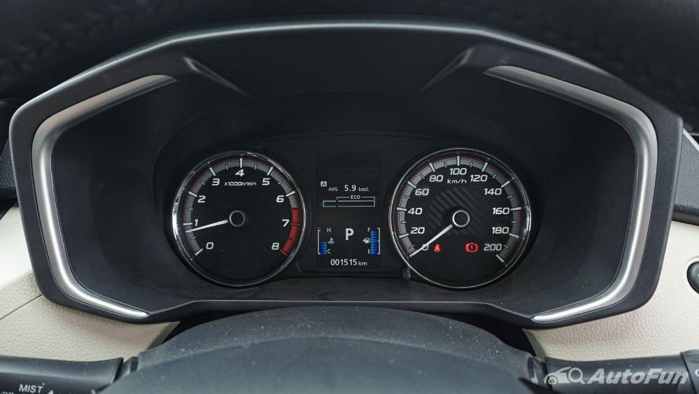 Mitsubishi Xpander Ultimate A/T Interior 010