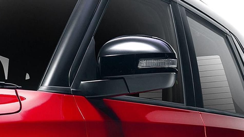 Suzuki Vitara Brezza 2019 Exterior 014
