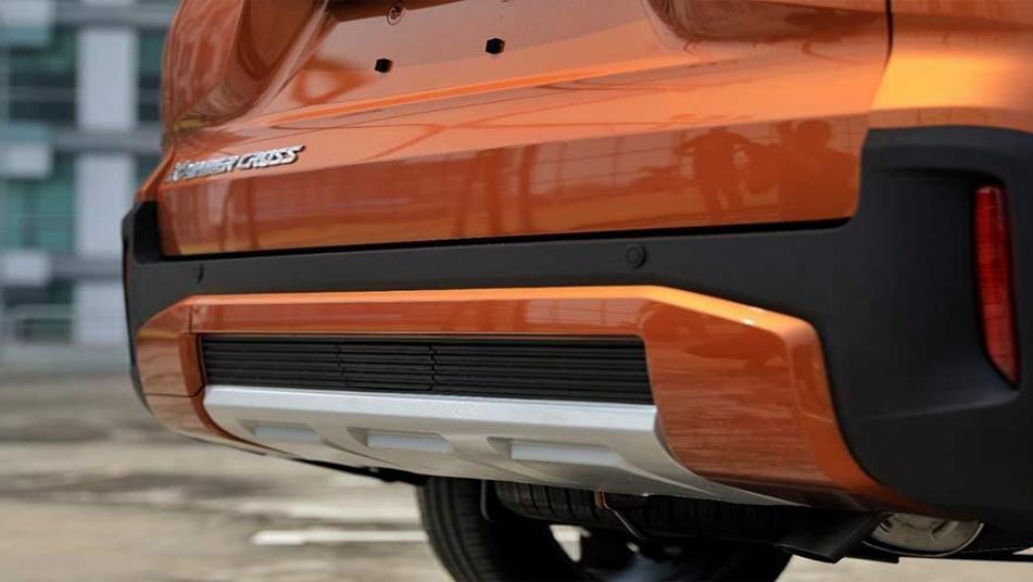 Mitsubishi Xpander Cross 2020 2020 Exterior 006