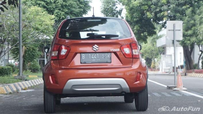 Suzuki Ignis GX AGS Exterior 009