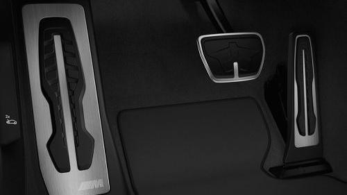 BMW M5 2019 Interior 005