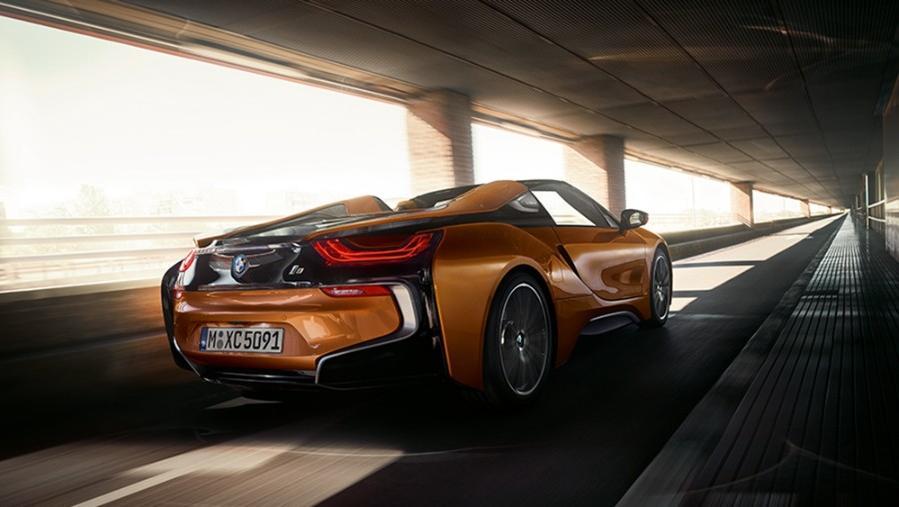BMW I9 Roadster 2019 Exterior 003