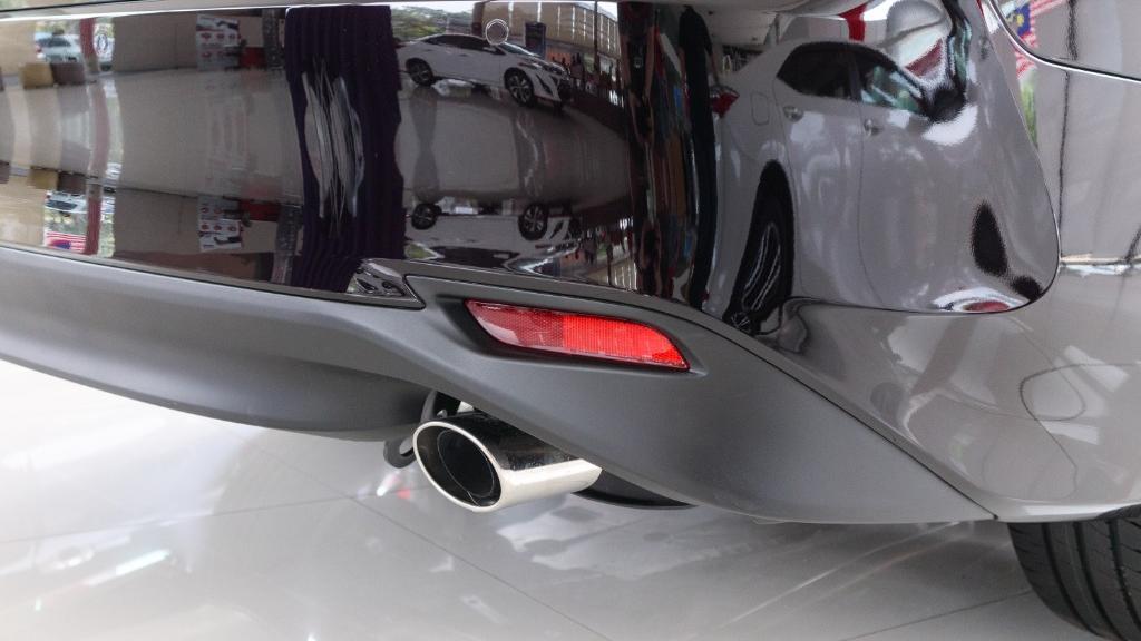 Toyota Camry 2019 Exterior 015