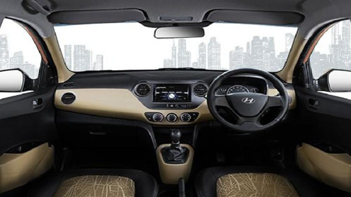 Hyundai Grand i10 2019 Interior 001