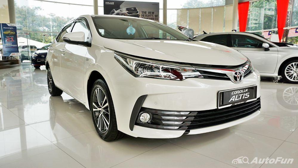 Toyota Corolla Altis 2019 Exterior 054