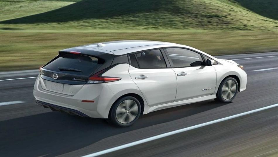 Nissan Leaf 2019 Exterior 005