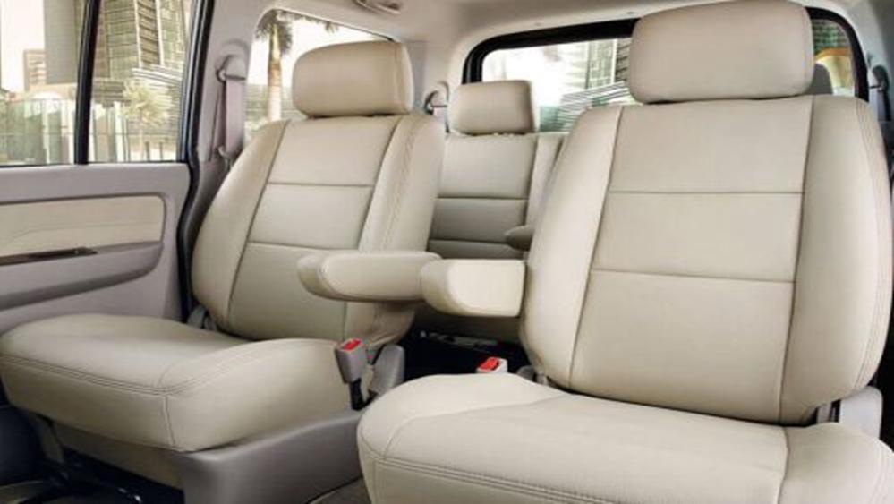 Suzuki APV Luxury 2019 Interior 008