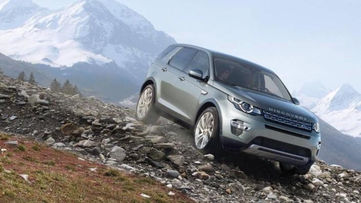 Land Rover Discovery Sport 2019 Exterior 010
