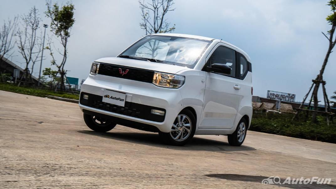 2021 Wuling Mini EV Upcoming Version Exterior 038