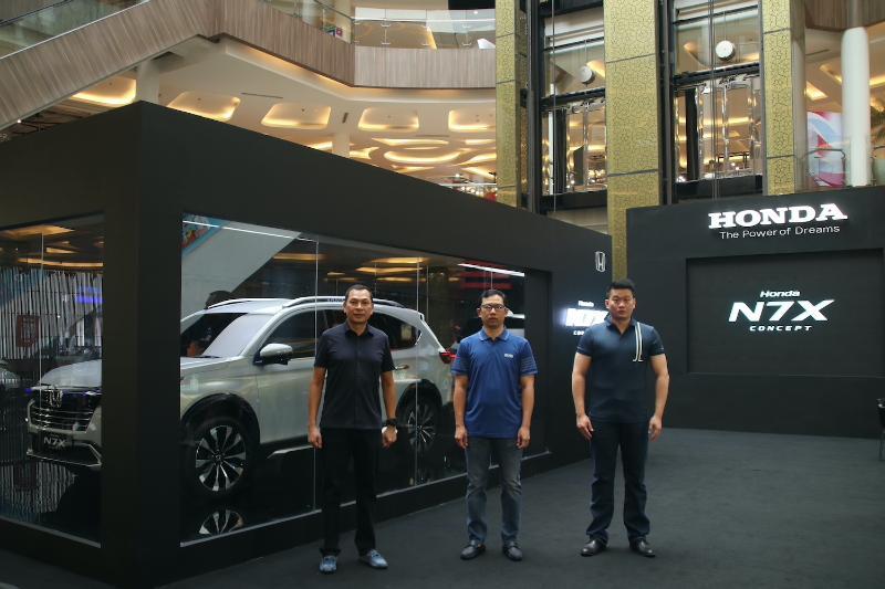 Setelah Jakarta, Honda N7X Concept Roadshow ke Beberapa Kota Besar di Indonesia, Catat Tanggalnya! 02