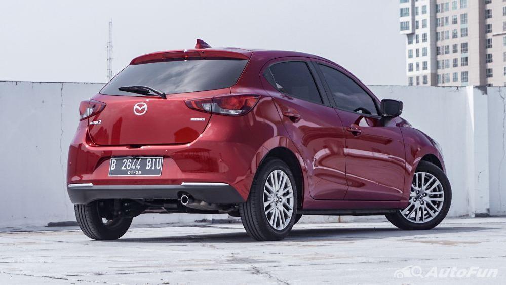 Mazda 2 GT AT Exterior 011