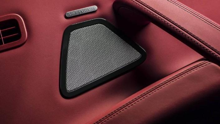 Maserati Quattroporte 2019 Interior 007