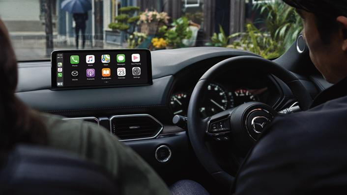2021 Mazda CX 5 GT Interior 004
