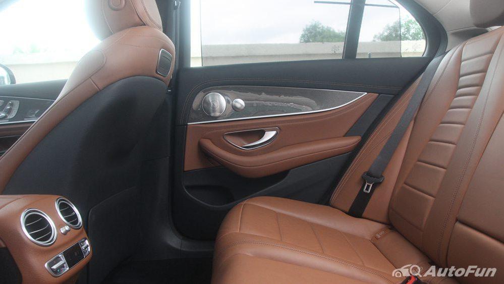 Mercedes-Benz E-Class 2019 Interior 099