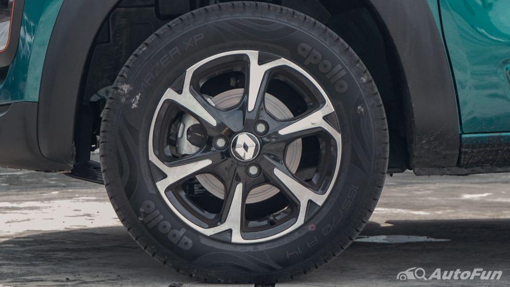 Renault Kwid 2019 Exterior 034