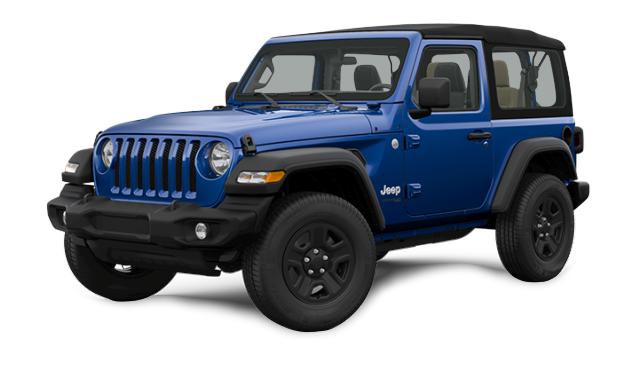 Jeep Wrangler 2019 Exterior 011