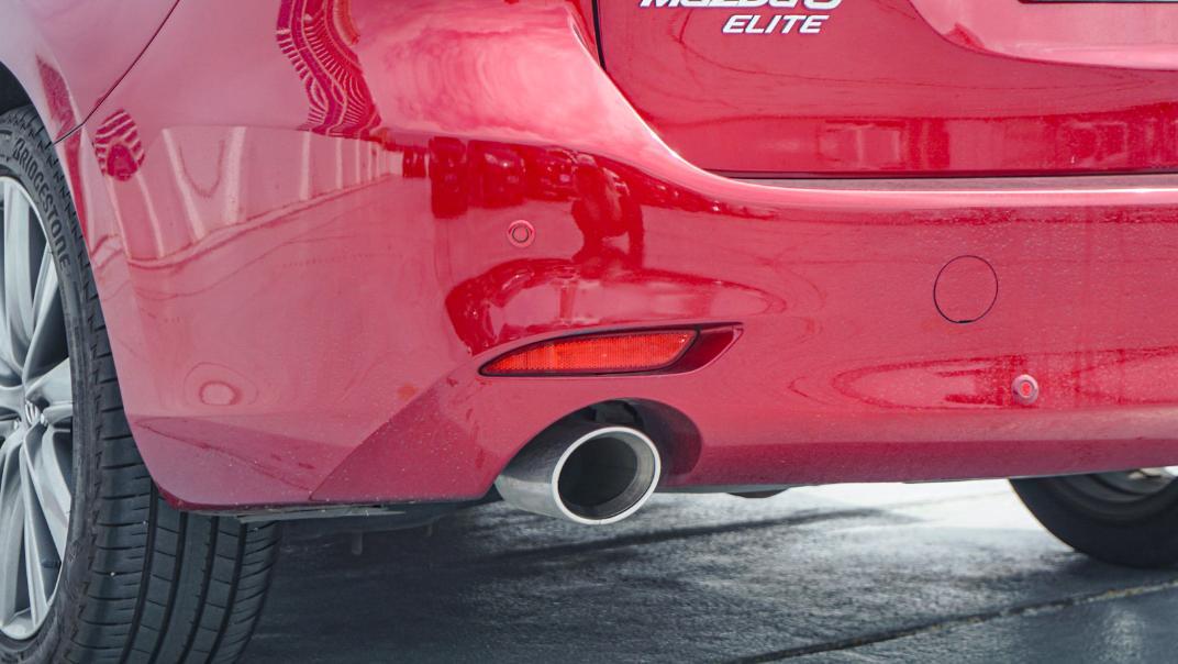 Mazda 6 Elite Estate Exterior 029