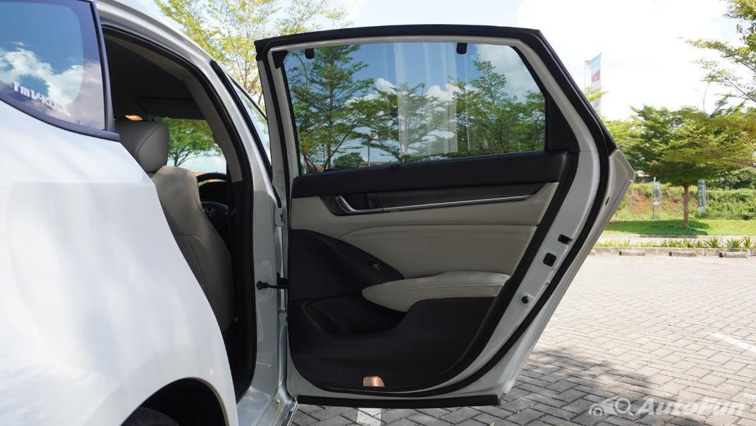 2021 Honda Accord 1.5L Interior 044