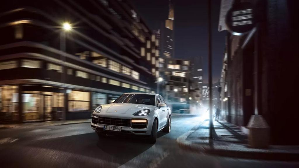 Porsche Cayenne 2019 Exterior 006