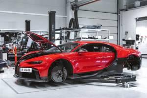 Jangan Kaget Lihat Biaya Servis Bugatti Chiron, Sekali Ganti Oli Bisa Kebeli Xpander Bekas